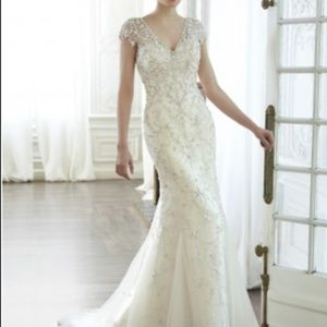 NEW! Maggie Sottero Wedding Dress - never worn